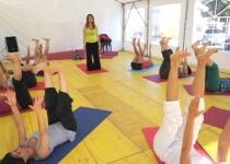 Cours de yoga 2