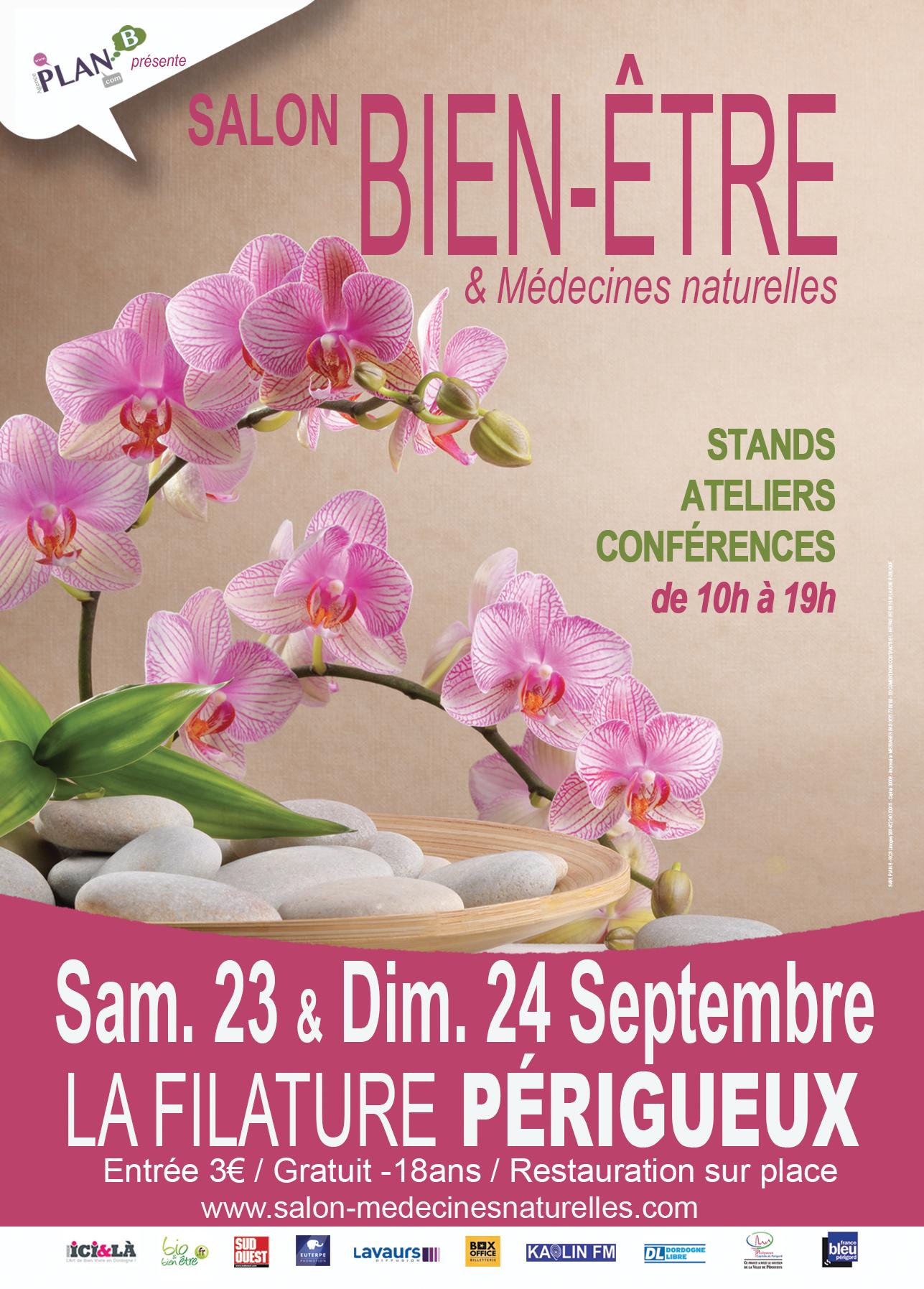 Salon du bien tre de p rigueux 23 et 24 septembre 2017 for Salon du bien etre perigueux